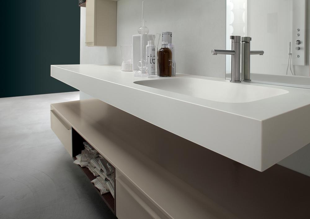 Arcom pollock 28 garden house for Lavandino bagno moderno
