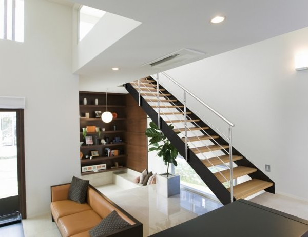 Fontanot lafont rampa garden house - Scale a rampa per interni ...