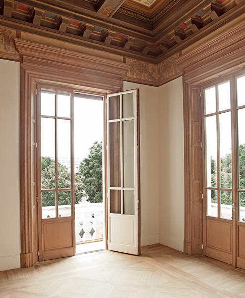 De carlo legno arte garden house - Finestre de carlo ...