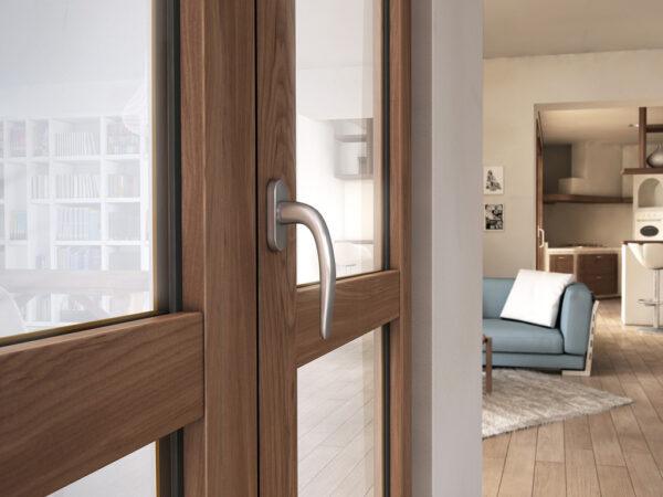 Spi trial 90 garden house - Profili in legno per finestre ...