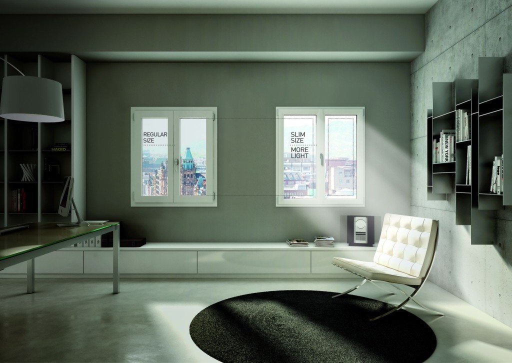 Oknoplast prolux garden house for Finestra sinonimo