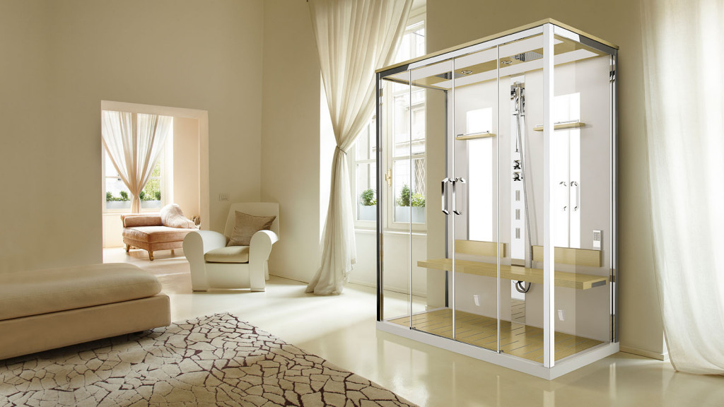Novellini cabine doccia garden house - Cabine doccia multifunzione novellini ...