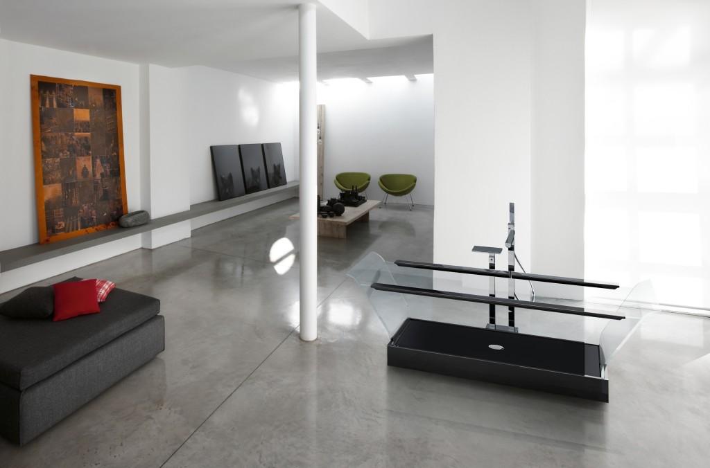 Novellini sense 1 garden house for Novellini arredo bagno