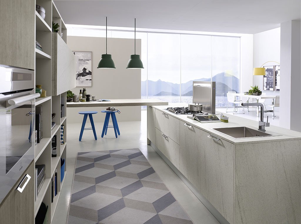Pedini system collection garden house - Scaldasalviette per cucina ...