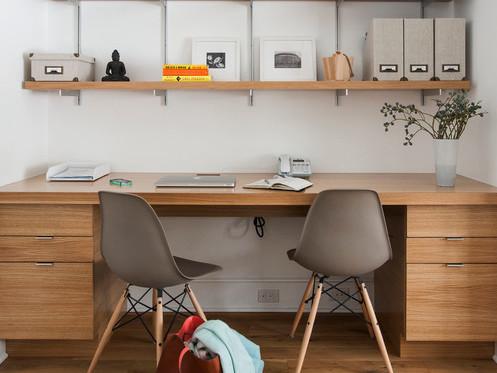 come realizzare un piccolo ufficio in casa with ufficio in casa