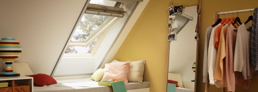 finestra letto