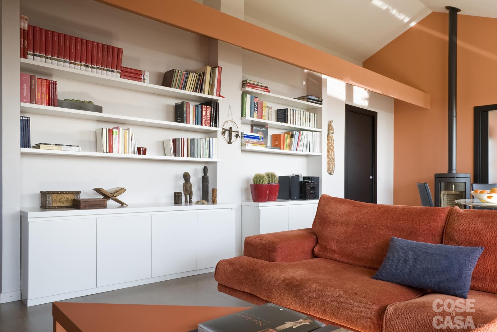 Come rinnovare casa con il cartongesso garden house - Parete mobile in cartongesso ...