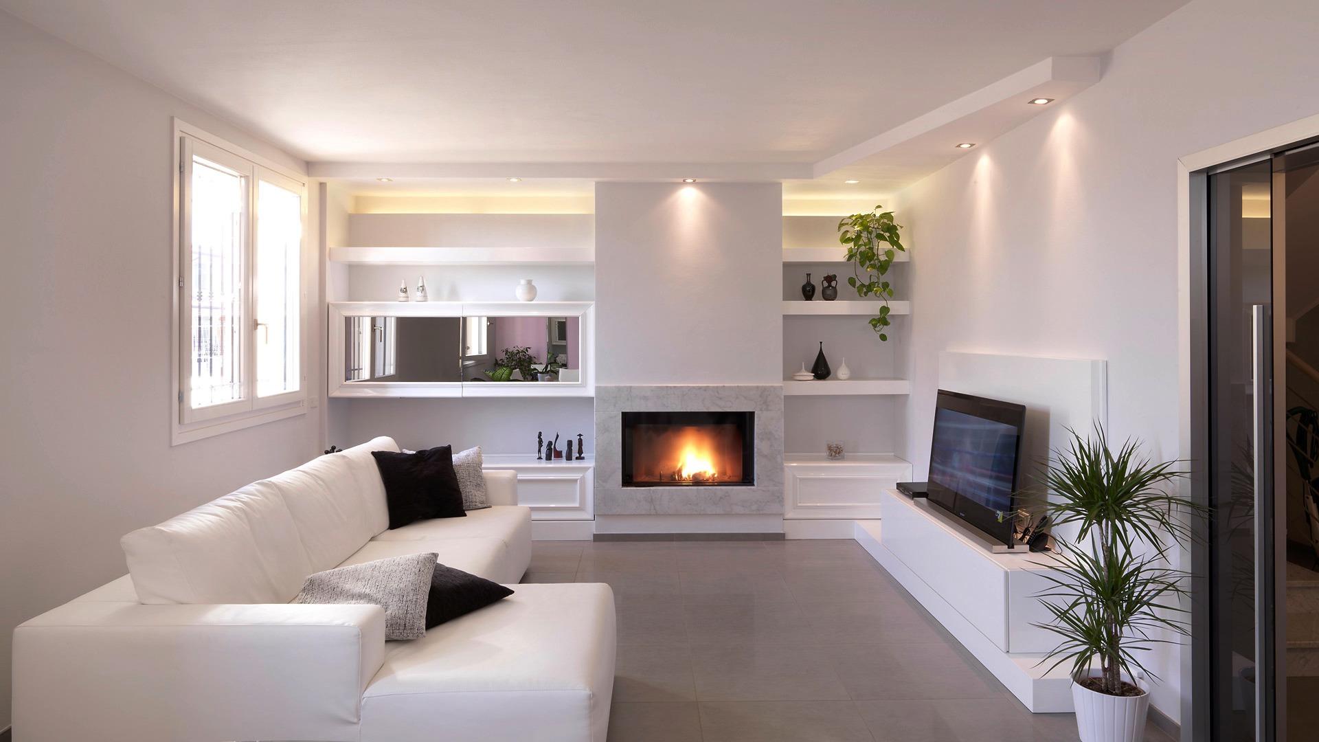 Come rinnovare casa con il cartongesso garden house - Casa in cartongesso ...