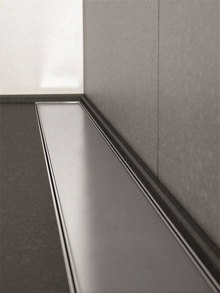 La doccia filo pavimento con il sistema proshower - Doccia a pavimento costi ...