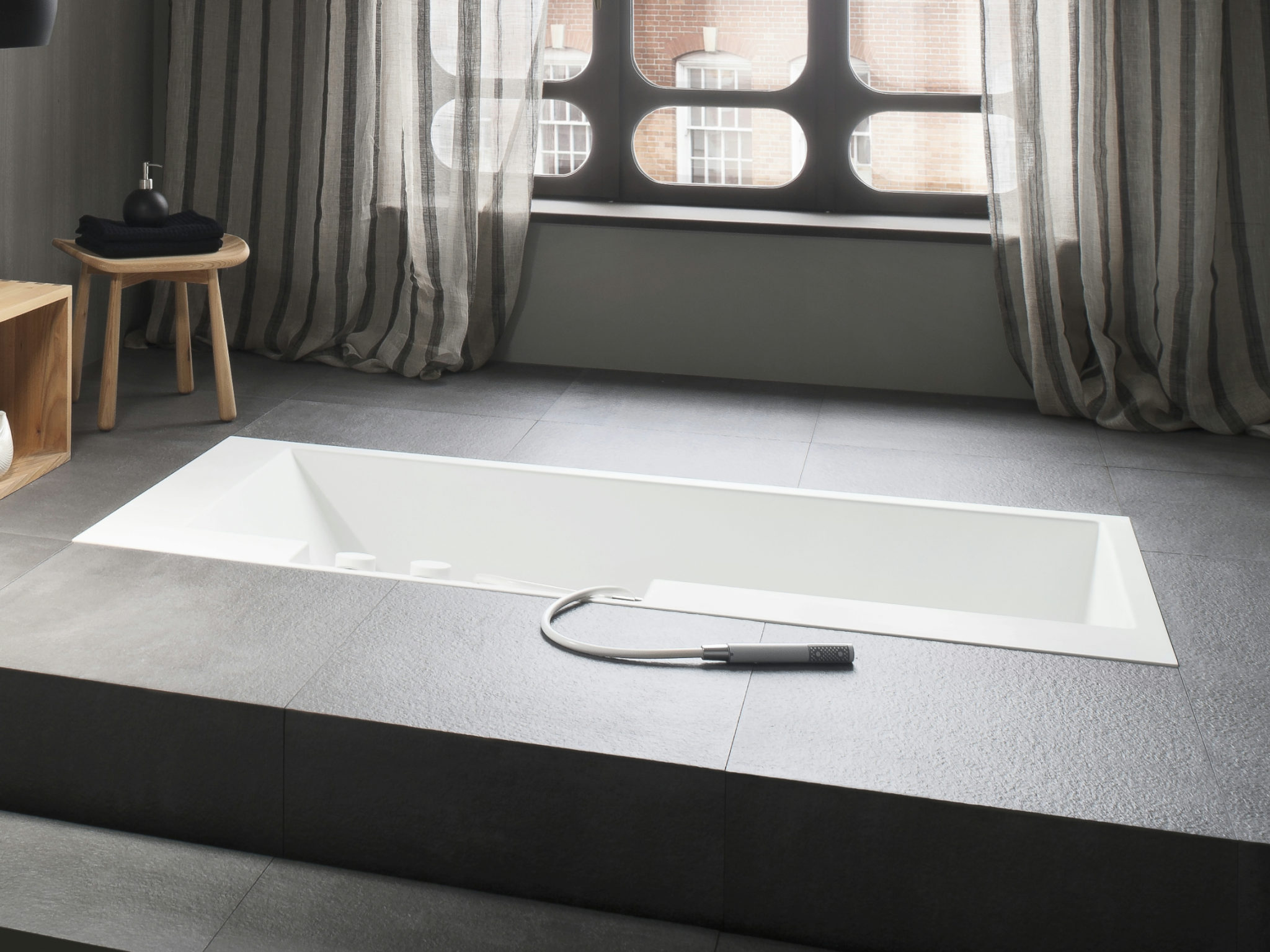 vasca da bagno quadrata vasche