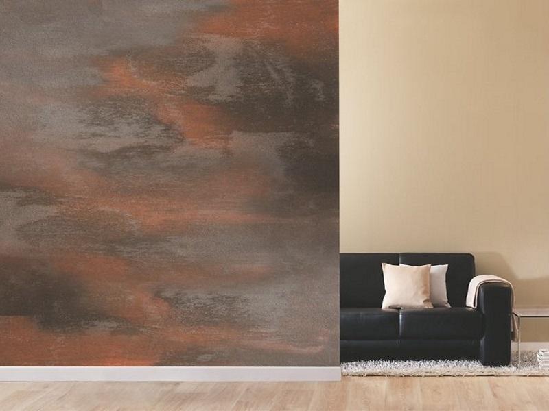 Casa tendenza le dieci finiture per rinnovare casa - Effetti decorativi pittura ...