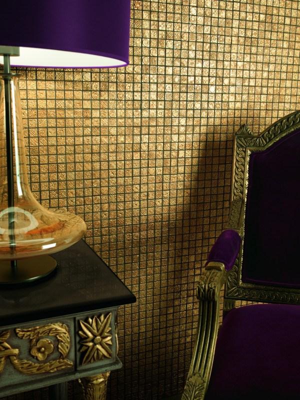 mosaico dune per camera da letto