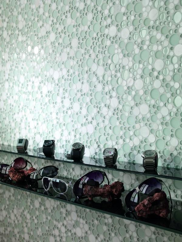 mosaico dune per negozio