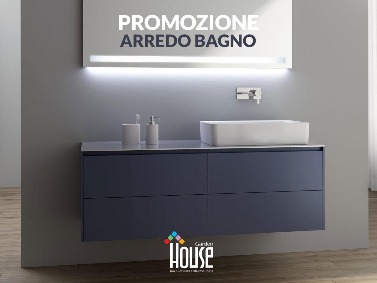 Promozione arredo bagno garden house for Arredo discount