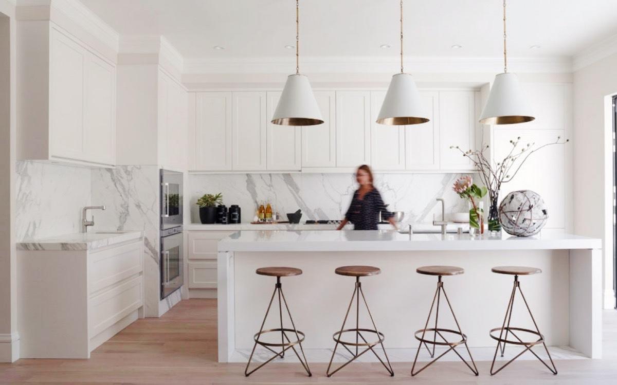 cucina white design