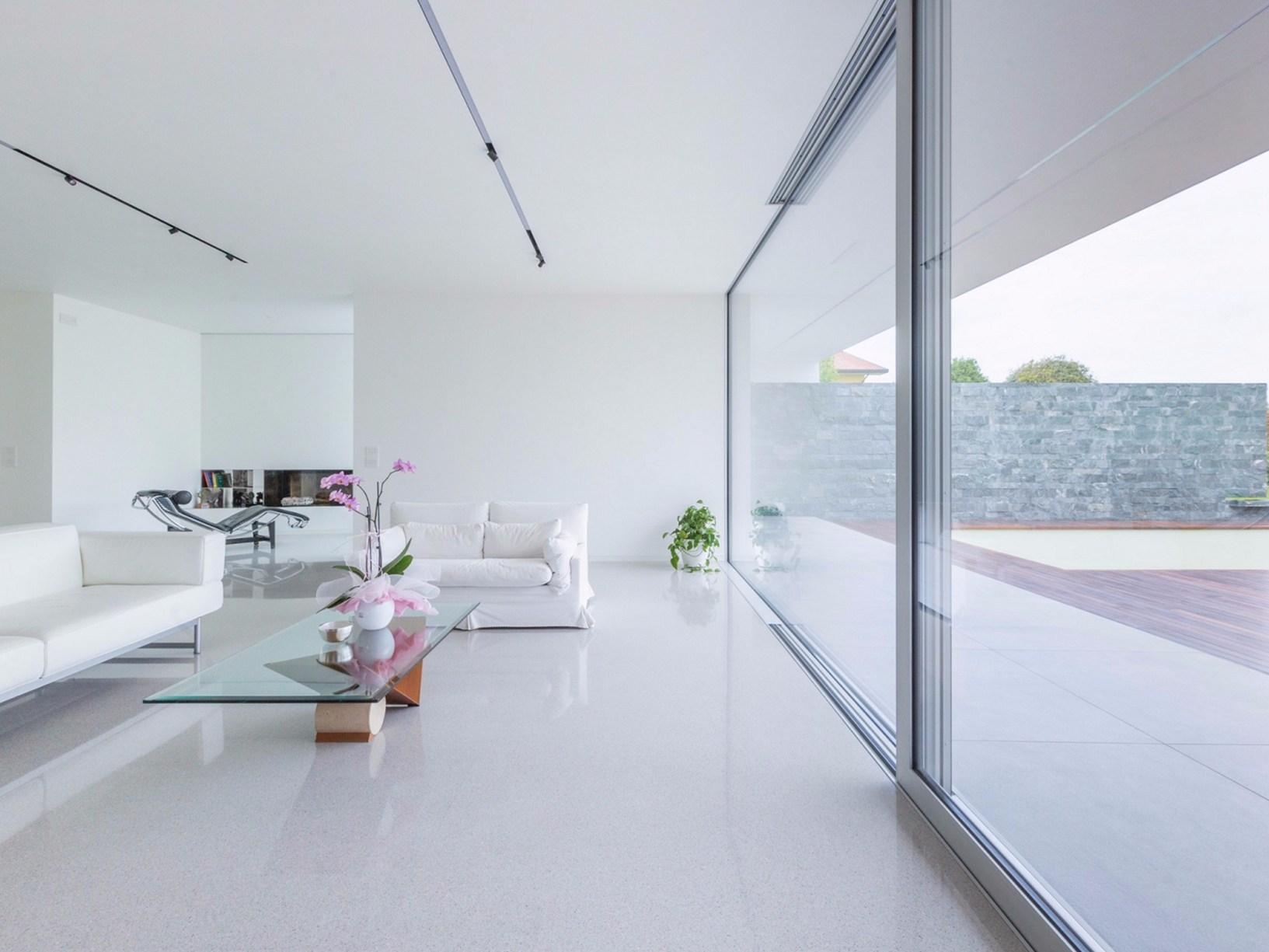 Pavimenti Moderni Senza Fughe idee per il tuo pavimento ed i rivestimenti: i nostri