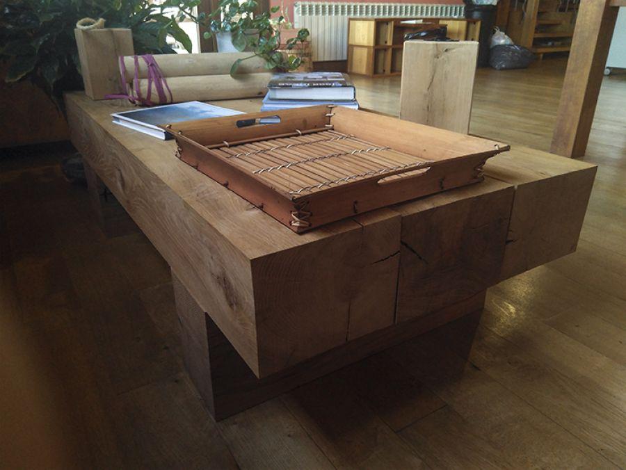 tavolo legno Solquer