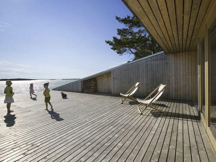 decking esterno legno Solquer