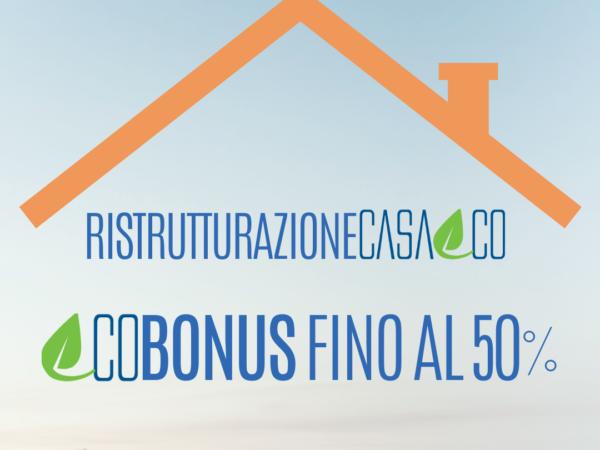 ecobonus 50%