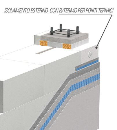isolare il soffitto dall'esterno
